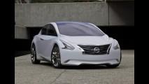 Nova identidade visual? Nissan apresenta o Ellure Concept em Los Angeles