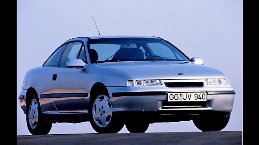 Clásicos populares: Opel Calibra