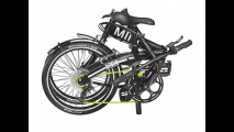 Brinde: MINI dá bicicleta dobrável para compradores do Cooper Clubman
