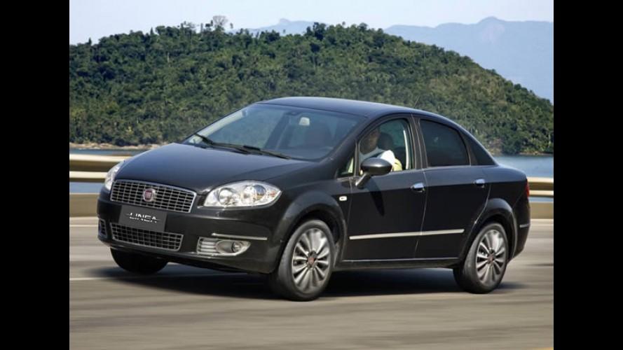 Fiat Linea chega ao México por menos de R$ 32 mil