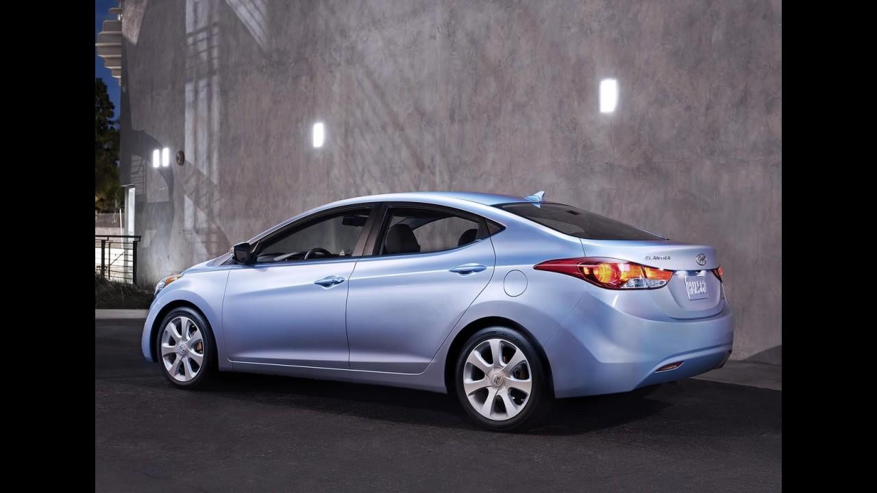 Mais um prêmio: Hyundai Elantra é o Carro do Ano 2012 no Canadá