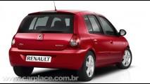 Na Europa: Renault Clio Campus ganha novo visual dianteiro - Será que chega no Brasil?