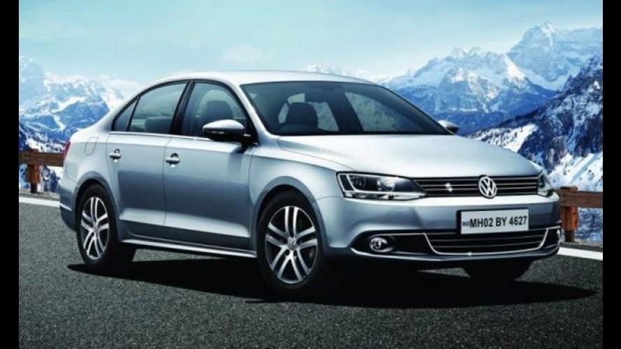 Volkswagen lança Jetta 1.4 TSi pelo equivalente a R$ 49.200,00 na Índia