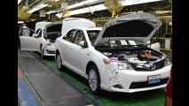 Toyota sorteia entre funcionários exemplar de número 10 milhões do Camry