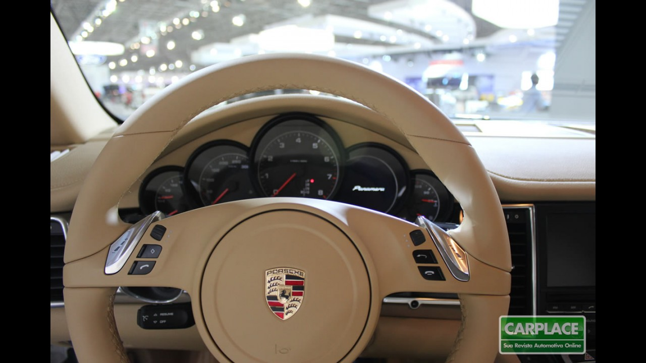 Porsche anuncia recorde no Brasil