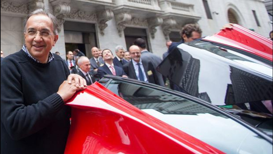 Ferrari in Borsa, il titolo già romba
