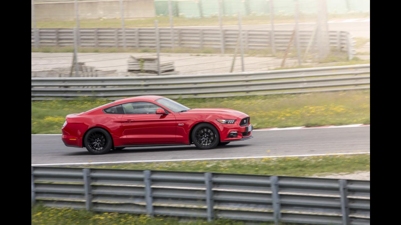 Ford Driving University, le lezioni di guida sportiva