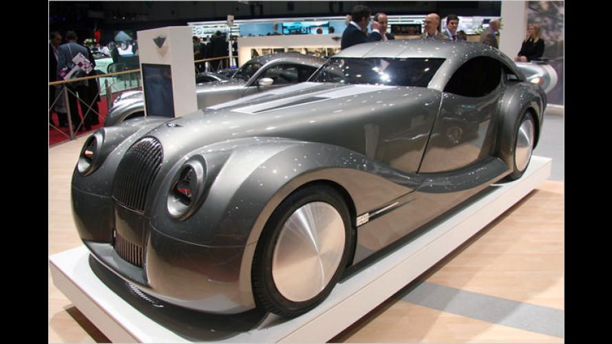 Morgan Life Car: Atemberaubend umweltfreundlich