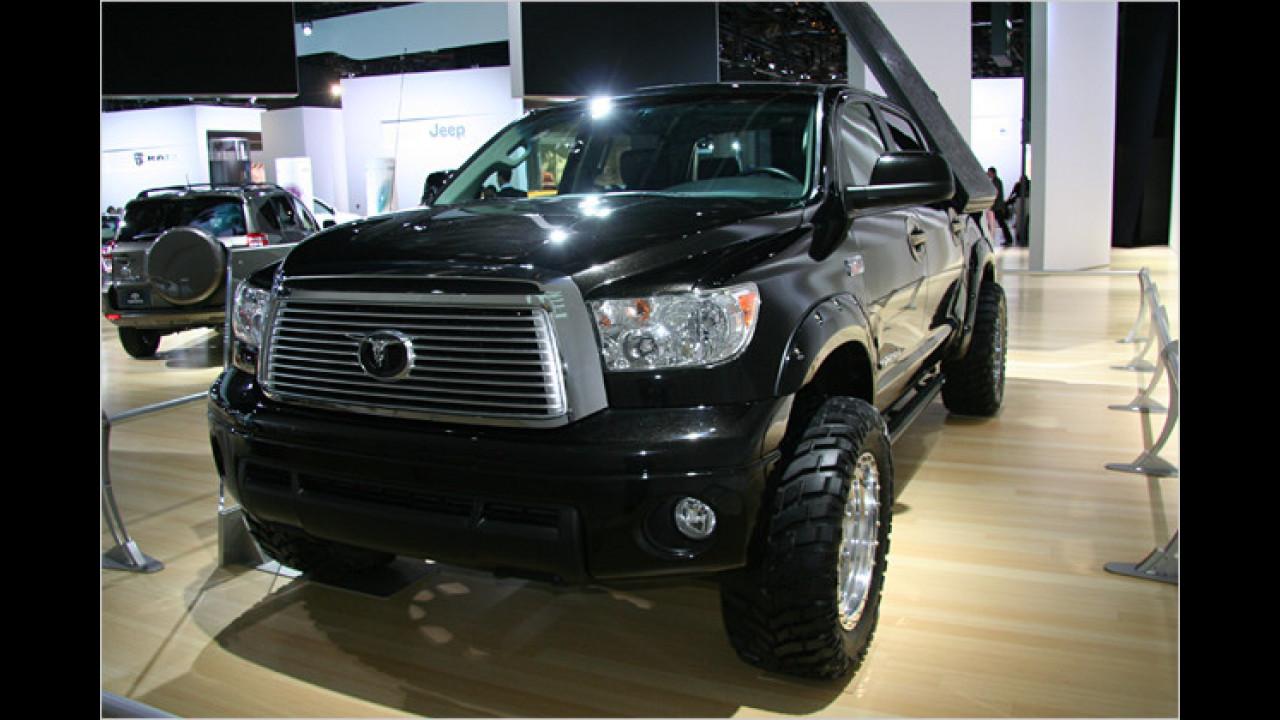 Toyota Tundra Midnight Rider