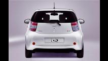 Toyota iQ: Smarte Idee