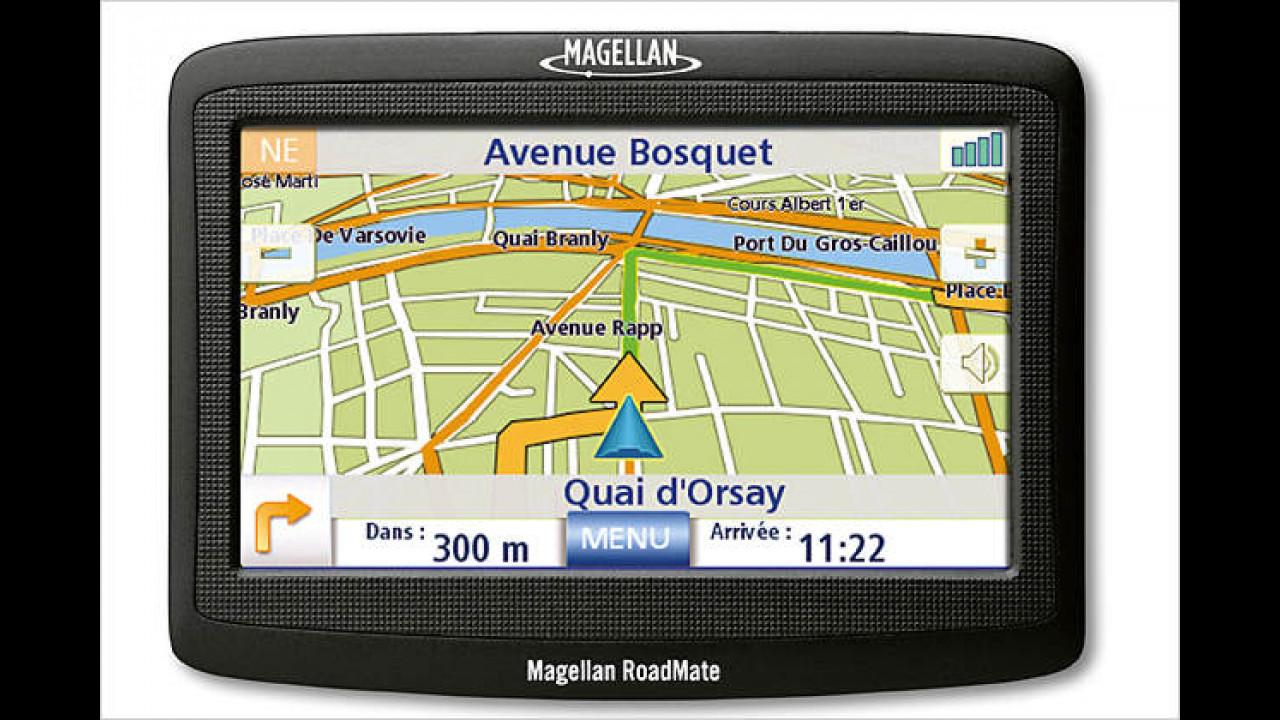 Magellan RoadMate 1400er-Serie