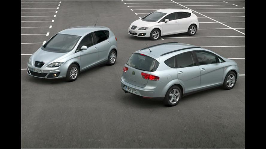 Seat: Neue Autogas-Versionen kommen im Sommer