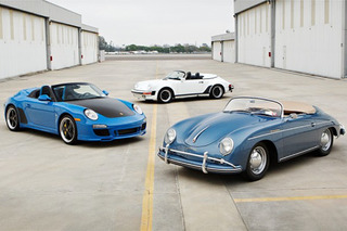 Jerry Seinfeld to Sell 18 Rare Porsches and VWs at Auction: Full List