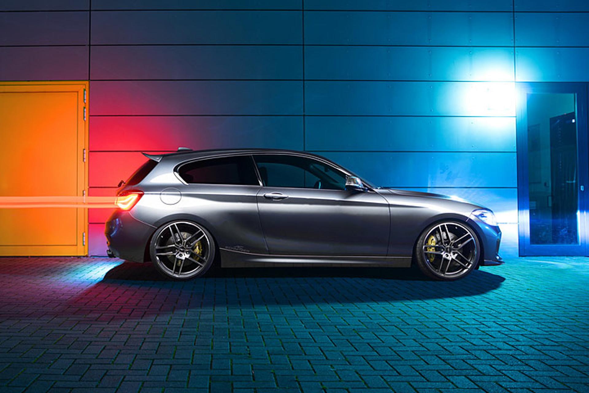 AC Schnitzer Blasts 400HP Into the BMW 1-Series