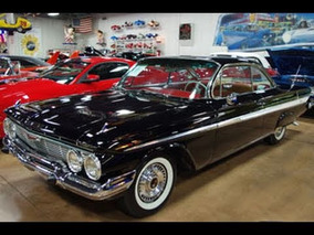 1961 Chevy Impala 2 dr Bubble Top - Beautifully Restored Classic Hot Rod