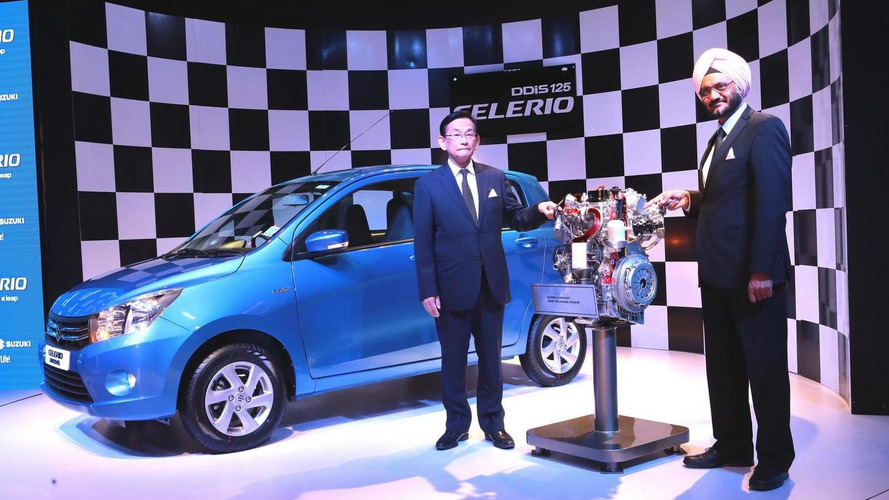 Suzuki introduces its first ever diesel engine, will be offered for Celerio