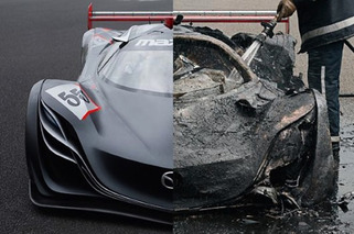 Mazda Furai's Designer Reacts to Loss of His Beloved Supercar