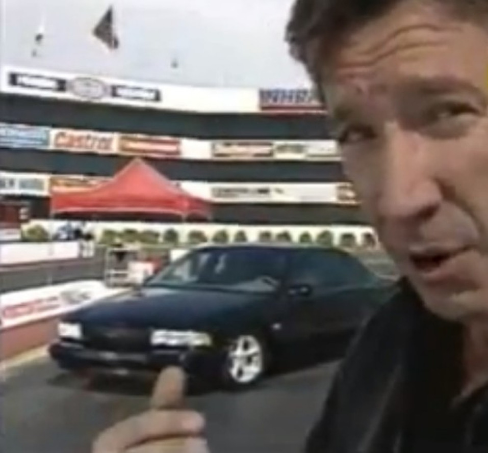 Dude Where's My Antelope? Guy Stalks Tim Allen Then Steals His Chevrolet Impala