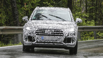 2018 Audi Q5 spy photos