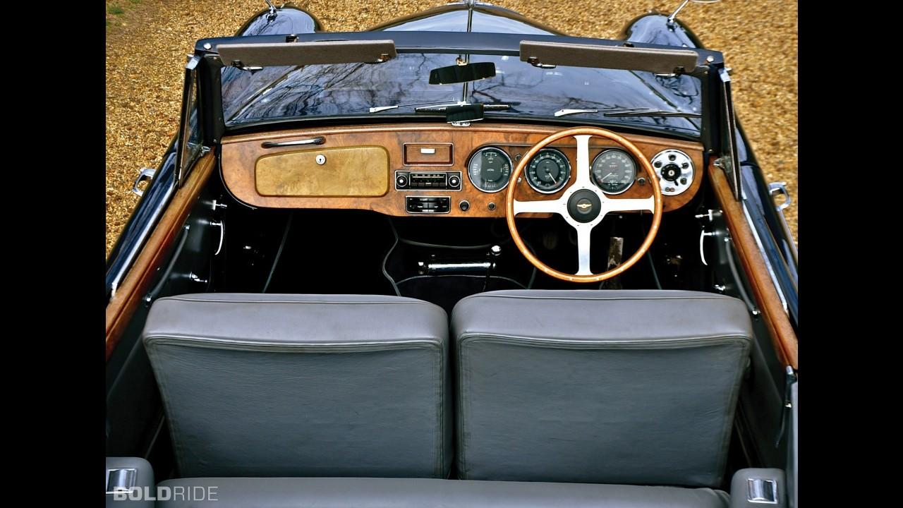 Lagonda 3-Liter Three-Position Drophead Coupe