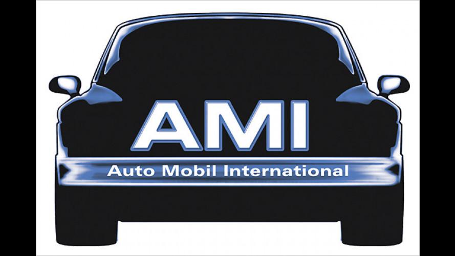 Die Leipziger Automobilmesse AMI öffnet ihre Pforten