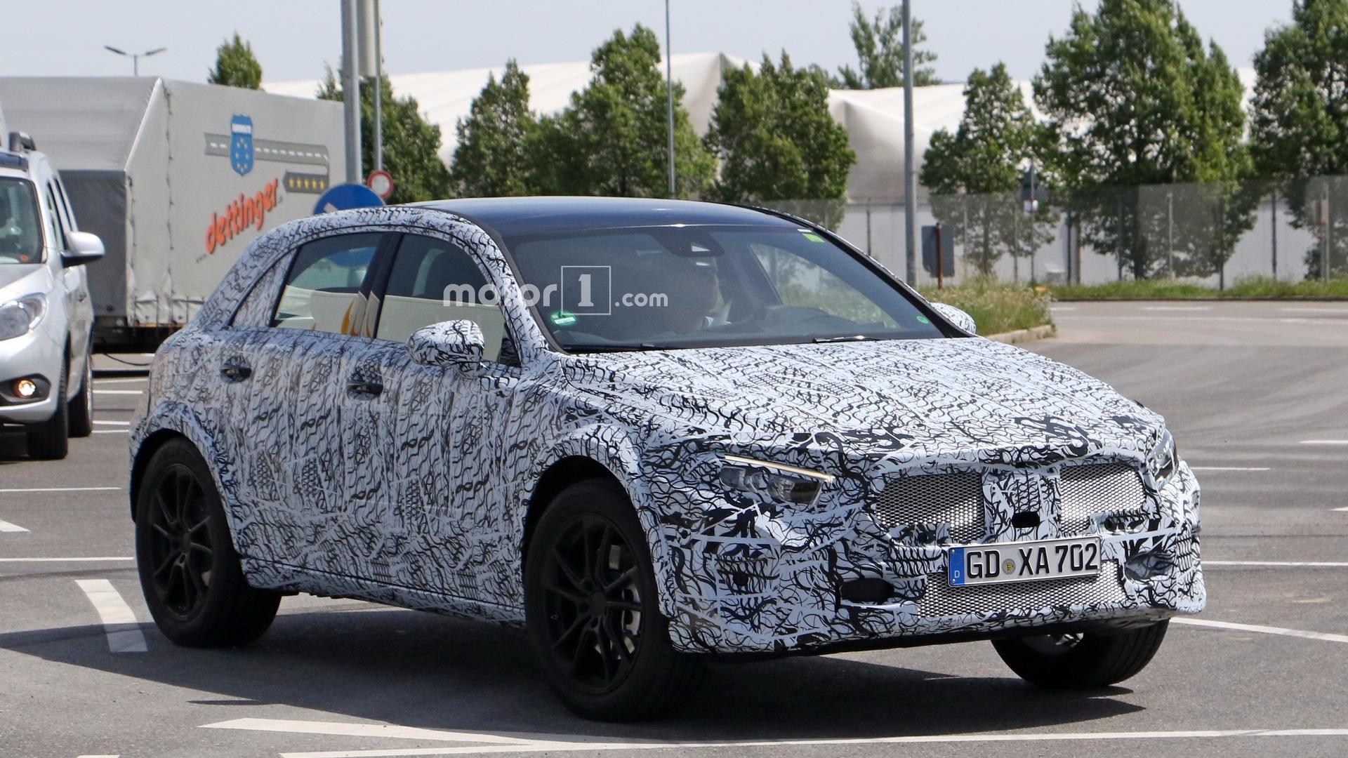 2020 Mercedes GLA II 19