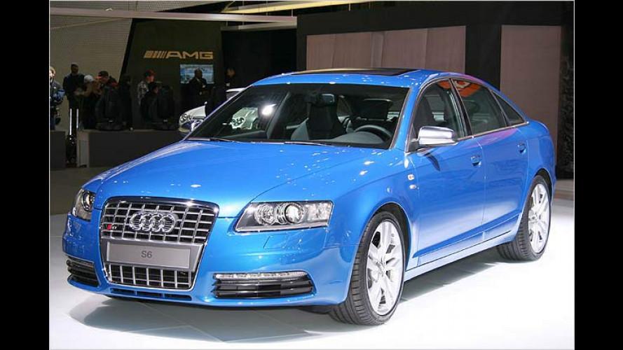 Stier-Sechs: Audi verpasst dem S6 Lamborghini-Gene