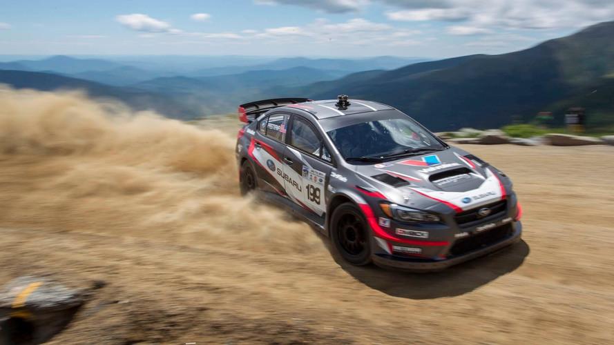 Subaru Mt. Washington Hillclimb