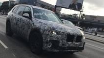 2019 BMW X7 casus fotoğrafları
