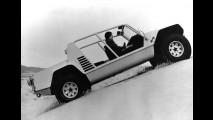 Lamborghini Cheetah - copyright Automobili Lamborghini