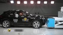 Jaguar E-Pace Euro NCAP