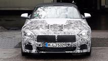 BMW Z4 2018 fotos espía