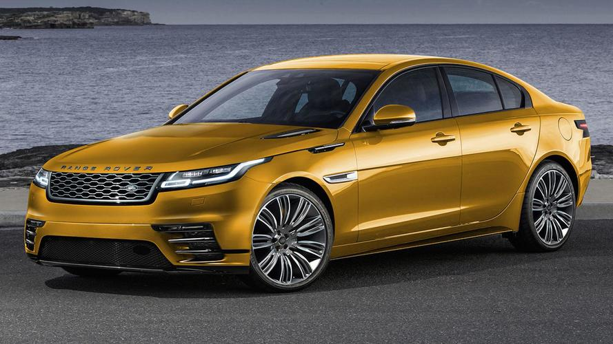 Road Rover Velar Concept Will Make You Question Reality