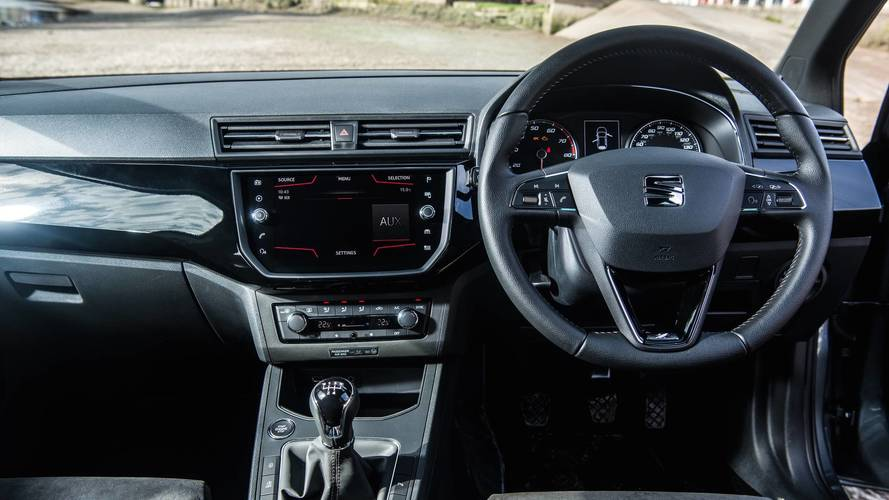 2017 Seat Ibiza FR