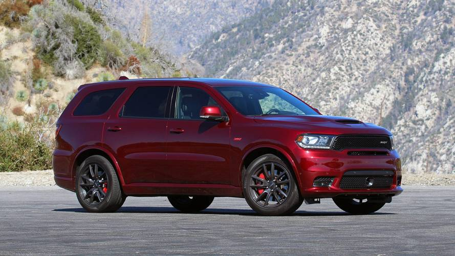 2018 dodge durango srt review photos. Black Bedroom Furniture Sets. Home Design Ideas