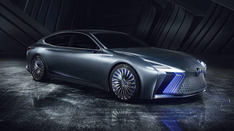 Érdemes megnézni a Lexus LS+ tanulmányt, mert könnyen lehet, hogy még találkozunk vele
