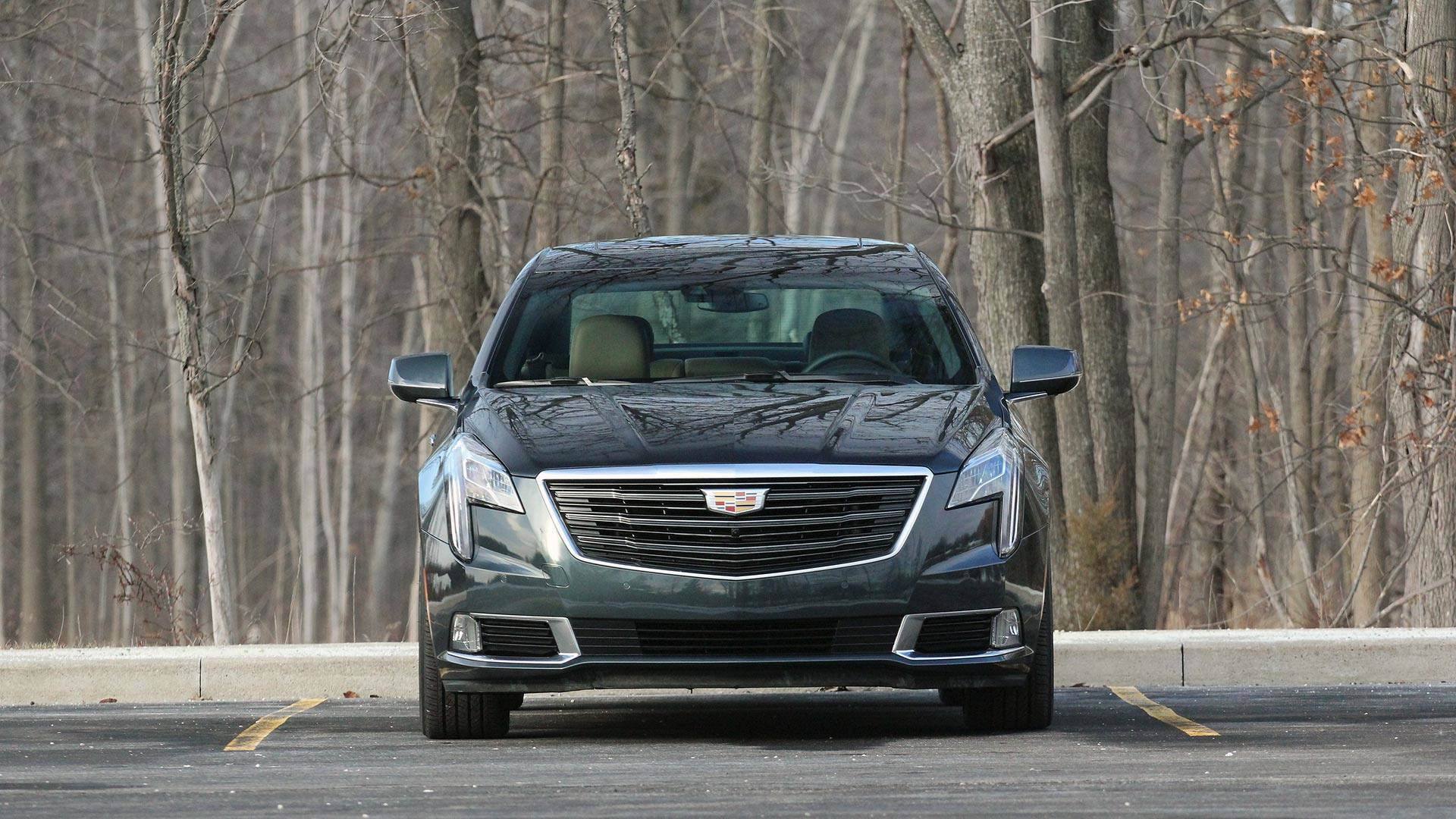 about cars the cadillac vsport v xts review sport capsule truth rear ttac