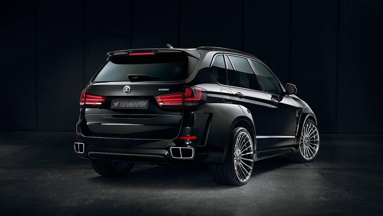 BMW X5 par Hamann