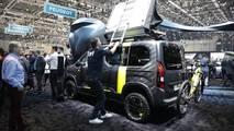 Peugeot Rifter - 2018 Cenevre Otomobil Fuarı