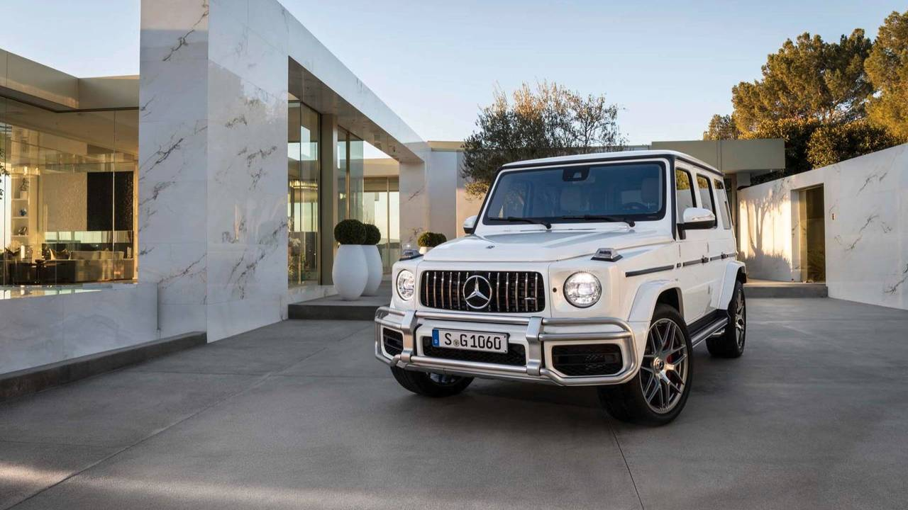 Watch 1,000-HP Mercedes-AMG G63 Accelerate Furiously To 162 MPH