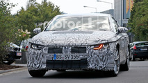 Volkswagen CC Spy Photos
