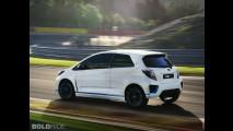 Toyota Yaris Hybrid-R Concept