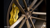 SR Auto Group Lamborghini Aventador Project700 Gold