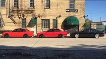 BMW'nin kutsal üçlüsü eBay'de satılıyor