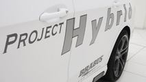 Brabus Project HYBRID based on Mercedes E 220 CDI BlueEFFICIENCY 15.09.2011