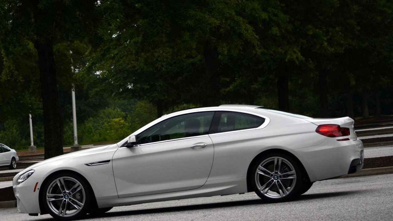 Sport Series 2012 bmw 6 series 2012 BMW 6-Series with M Pack caught in public | Motor1.com Photos