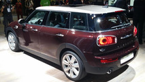 MINI Clubman in Frankfurt 2015