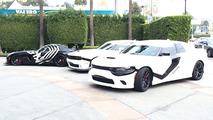 Dodge Star Wars Fleet