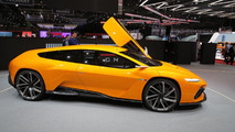 Italdesign GTzero live in Geneva