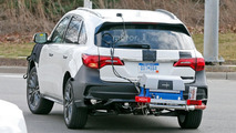 2017 Acura MDX spy photo